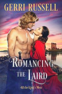 Romancing the Laird book cover
