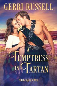 A Temptress in Tartan book cover